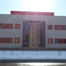 Молодежный досуговый центр ,  г. Санкт-Петербург, Богатырский пр., участок 2 (юго-восточнее пересечения с Яхтенной ул.)