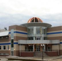 Спортивно-оздоровительный комплекс в г. Мирный Архангельской области