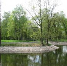 Восстановление гидромелиоративной системы дворцово-паркового ансамбля «Михайловская дача»