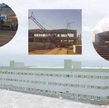 Проектирование складского комплекса и административно-бытового здания