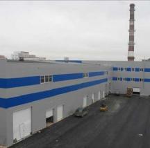 Проектирование складского комплекса с административно-бытовыми зданиями