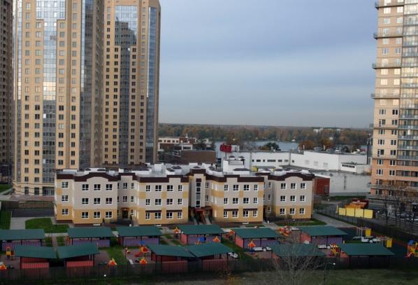 Дошкольное образовательное учреждение на 220 мест с бассейном, г. Санкт-Петербург, Композиторов, 16