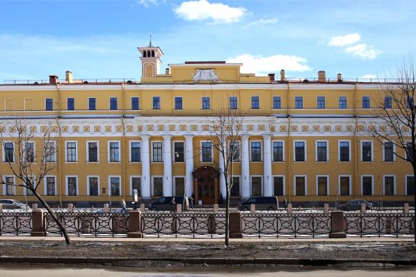 Научно-проектная документация на реставрационный ремонт Дворец Юсуповых