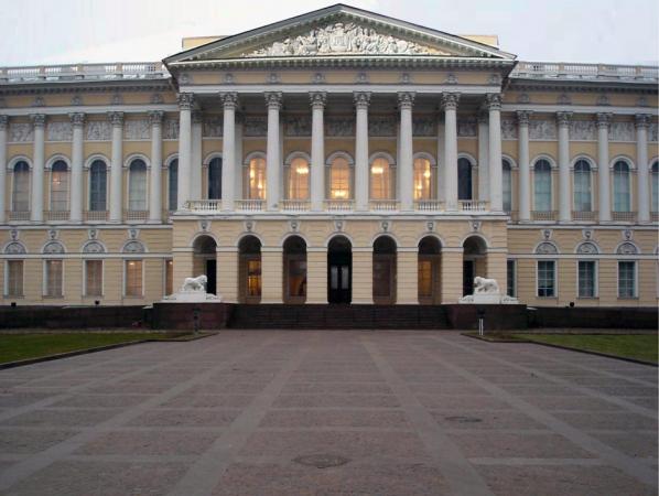 Выполнение работ по устройству курдонера Михайловского дворца Государственного Русского музея